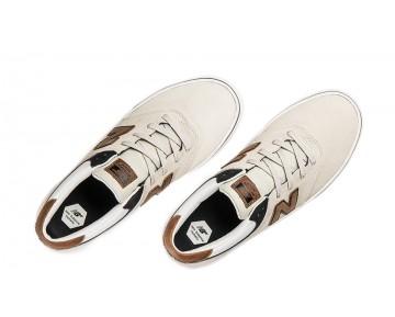 New balance chaussures pour hommes quincy 254 lifestyle stone et noir et tan NM254-436