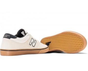 New balance chaussures pour hommes quincy 254 lifestyle cloud blanc et gum NM254-438