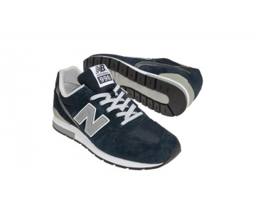 New balance chaussures unisex revlite 996 lifestyle marine et gris et blanc MRL996-206