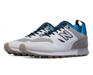 New balance chaussures pour hommes trailbuster re-engineered casual blanc et gris TBT-441