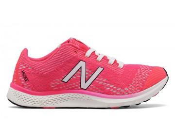New balance chaussures pour femmes vazee agility alpha rose et blanc et noir WXAGL-358