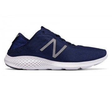 New balance chaussures pour hommes vazee coast running marine et blanc MCOAS-445
