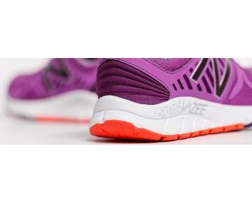 New balance chaussures pour femmes vazee rush course violet et flame WRUSH-366