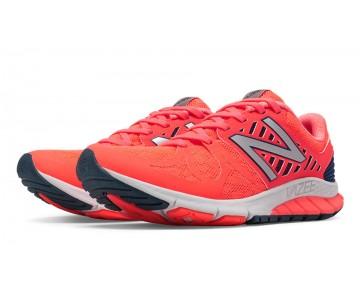 New balance chaussures pour femmes vazee rush course shell rose et noir WRUSH-367