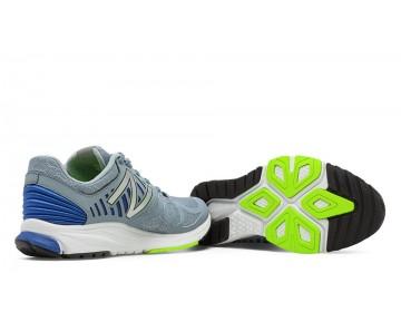 New balance chaussures pour hommes vazee rush course argent et bleu MRUSH-454