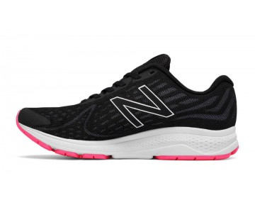 New balance chaussures pour femmes vazee rush v2 running noir et alpha rose WRUSH-371
