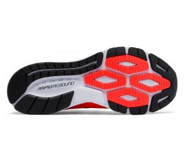 New balance chaussures pour hommes vazee rush v2 running alpha orange et noir MRUSH-461