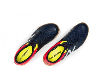 New balance chaussures pour hommes visaro control in football galaxy et brillant cerise et firefly MSVRCI-468
