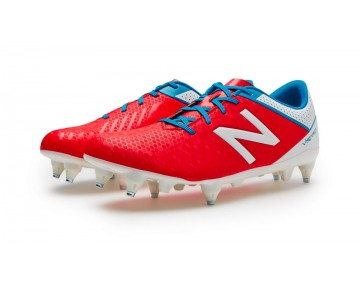 New balance chaussures pour hommes visaro control sg football atomic et blanc et barracuda MSVRCS-471