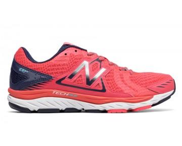 New balance chaussures pour femmes 670v5 running rose et noir W670-123