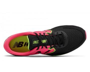 New balance chaussures pour femmes hanzo s course rose et noir WHANZS-095