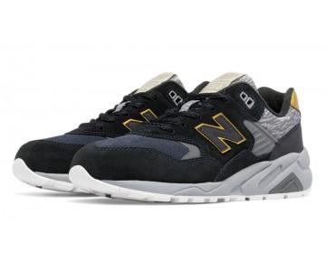 New balance chaussures pour femmes 580 molten metal casual noir et d'or WRT580-048