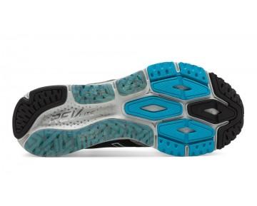 New balance chaussures pour femmes vazee pace course noir et metallic argent et bleu infinity WPACE-186