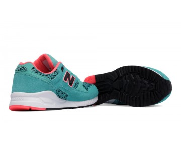 New balance chaussures pour femmes 530 kinetic casual aquarius et guava W530-031