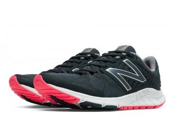 New balance chaussures pour femmes vazee rush course noir et rose confetti WRUSH-189
