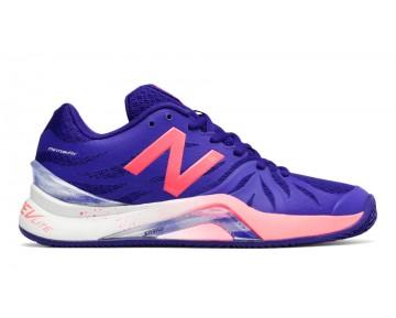 New balance chaussures pour femmes 1296v2 tennis violet et guava WC1296-108