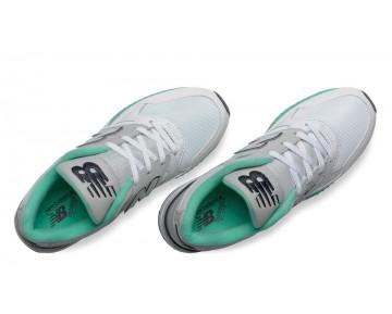 New balance chaussures pour femmes 530 90s running blanc et concrete et reef W530-027