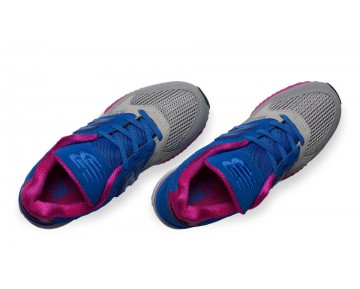 New balance chaussures pour femmes 530 bionic boom lifestyle gris et sonar et azalea W530-028