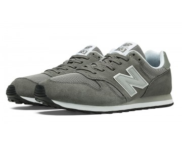 New balance chaussures unisex 373 suede lifestyle gris ML373-021