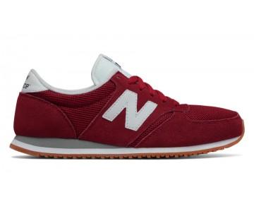 New balance chaussures unisex 420 70s running vraiment rouge et blanc U420-027