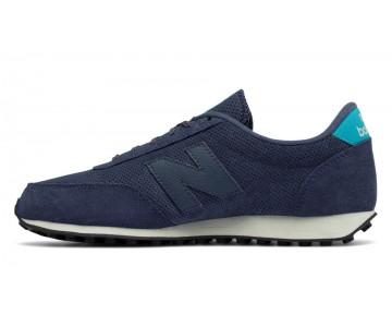 New balance chaussures unisex 410 70s running foncé bleu et force vert et noir U410-022