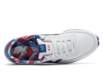 New balance chaussures pour femmes 410 lifestyle blanc et atlantic WL410-013
