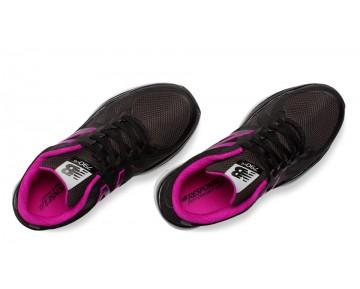 New balance chaussures pour femmes 790v6 running noir et poisonberry W790-145