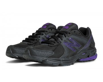 New balance chaussures pour femmes 905 marche noir et violet WW905-158