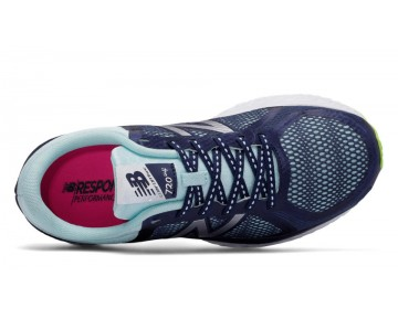 New balance chaussures pour femmes 720v4 running outerspace et ozone bleu et ozone bleu glow W720-139