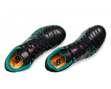 New balance chaussures pour femmes sd100 spike course noir et teal WSD100-175