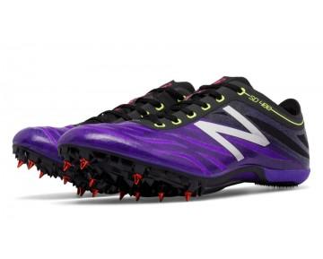 New balance chaussures pour femmes sd400v3 spike course violet et noir WSD400-176