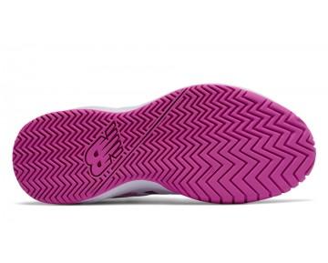 New balance chaussures pour femmes 696v3 tennis blanc et fusion WC696-128