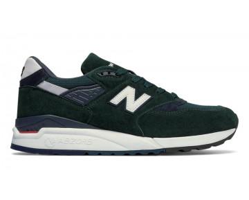 New balance chaussures unisex 998 casual foncé vert et marine M998-067