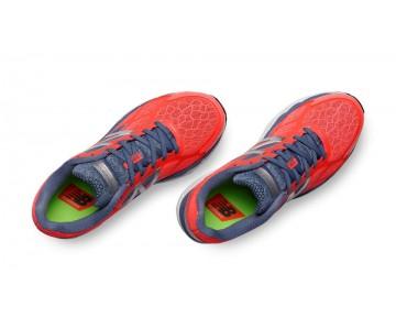 New balance chaussures pour femmes 880v5 course rose et bleu W880-154