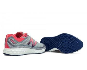 New balance chaussures pour femmes fresh foam boracay course turquoise et hi-lite W980-081