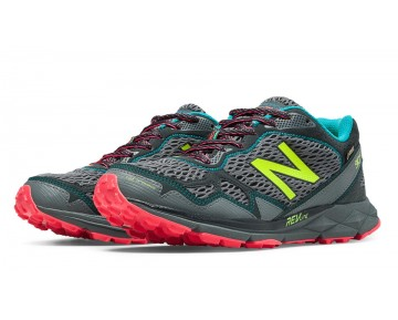 New balance chaussures pour femmes 910v2 cushioning gris et rose confetti WT910-159