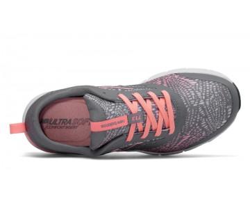 New balance chaussures pour femmes 713 gris et bleached sunrise et blanc WX713-135