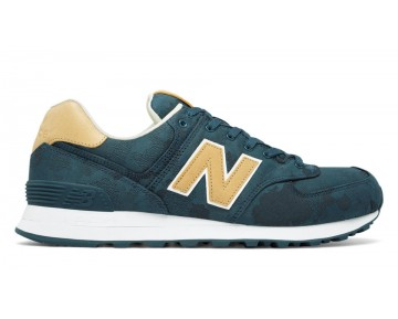 New balance chaussures pour hommes 574 camo lifestyle tornado et toasted coconut ML574-043