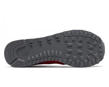 New balance chaussures pour hommes 501 classic core rouge et gris ML501-033