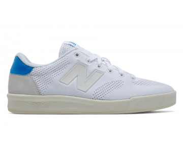 New balance chaussures pour hommes 300 classic blanc et bleu CRT300-020