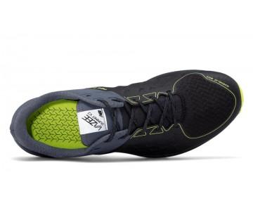 New balance chaussures pour hommes vazee summit trail course noir et thunder et hi-lite MTSUM-234