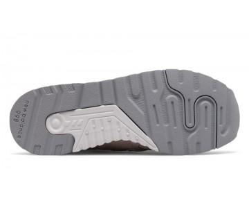 New balance chaussures unisex 998 lifestyle sea salt et tempête bleu W998C-069