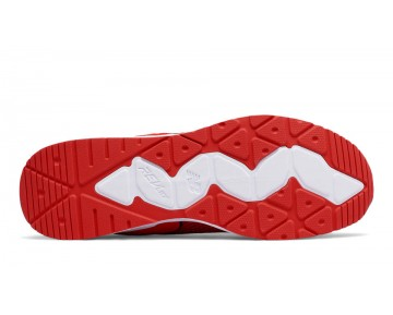 New balance chaussures unisex 1550 lifestyle rouge et noir ML1550-010