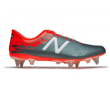 New balance chaussures pour hommes visaro 2.0 control sg football typhoon et tornado et alpha orange MSVRSC-240
