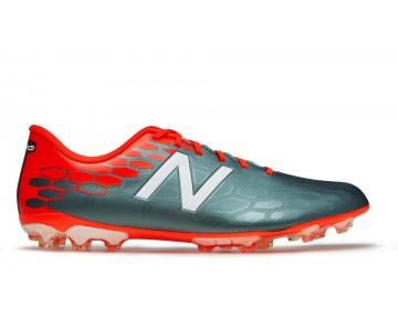 New balance chaussures pour hommes visaro 2.0 control ag football tornado et alpha orange MSVRCA-237