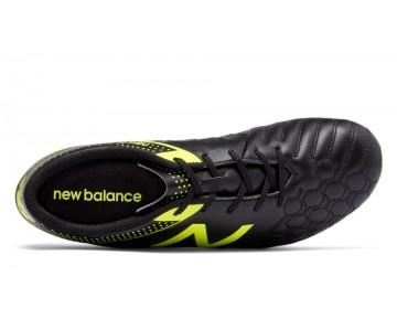 New balance chaussures pour hommes visaro liga fg football noir et firefly MSVRLF-256