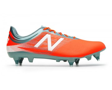 New balance chaussures pour hommes furon 2.0 dispatch football alpha orange et tornado et blanc MSFUDS-124