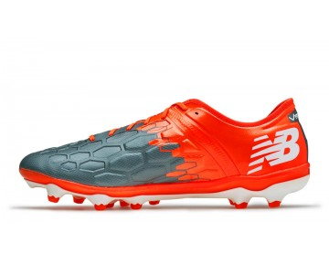 New balance chaussures pour hommes visaro 2.0 pro fg football typhoon et alpha orange MSVROF-248