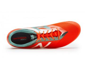 New balance chaussures pour hommes furon 2.0 mid football alpha orange et tornado et blanc MSFMIA-126