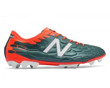 New balance chaussures pour hommes visaro 2.0 pro ag football typhoon et alpha orange MSVROA-247